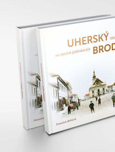 Kniha Uherský Brod