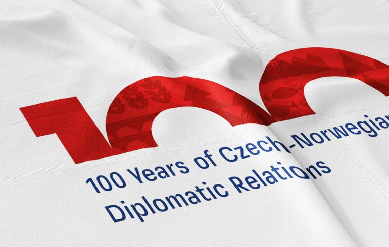 100 let spolu: Česká republika a Norsko